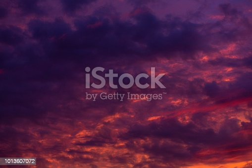 516351793 istock photo Majestic Storm Clouds 1013607072