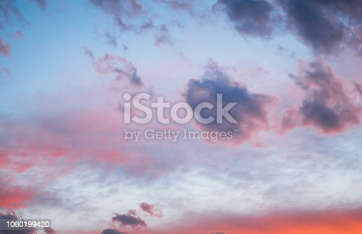 516351793 istock photo Majestic Storm Clouds 1060199420