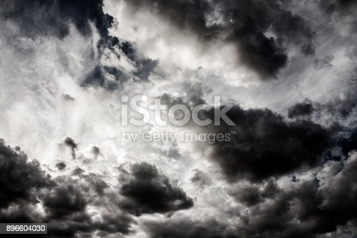 516351793 istock photo Majestic Storm Clouds 896604030