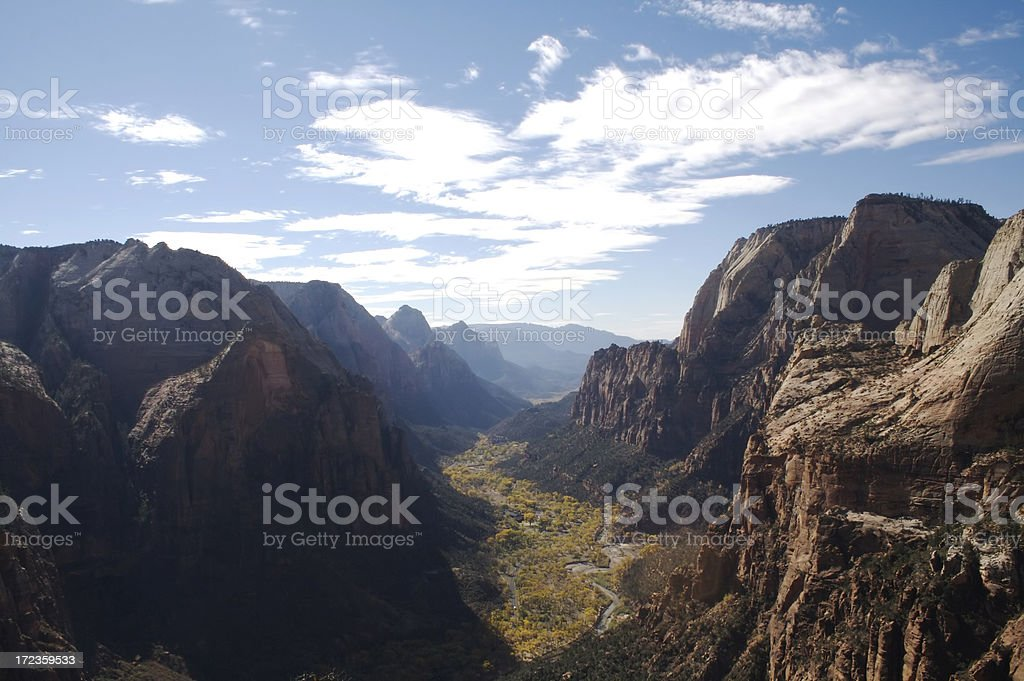 Majestic View royalty-free stock photo