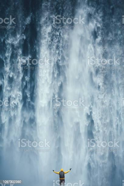 Photo of Majestic Waterfall