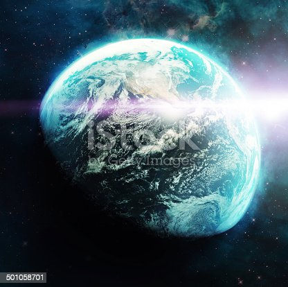 istock Majesty and marvel of the blue planet 501058701
