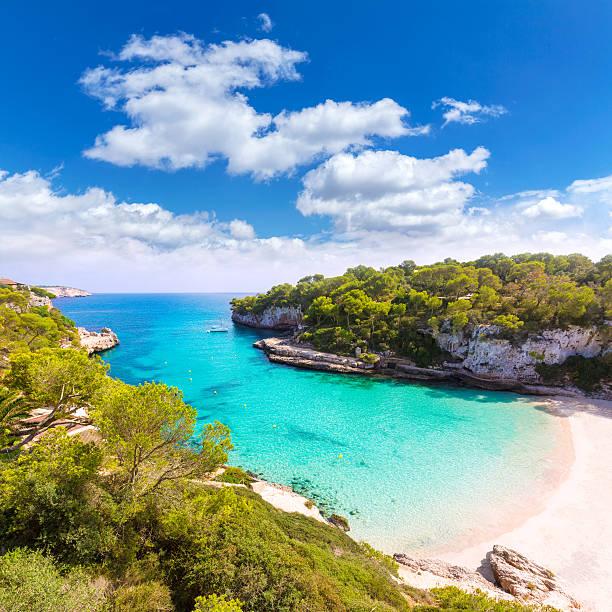 Majorque Cala Llombards Santanyi Plage de Majorque - Photo