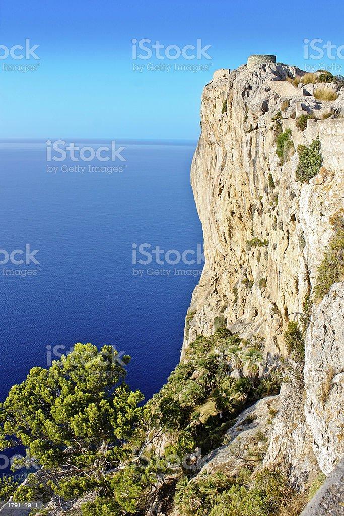 mallorca royalty-free stock photo