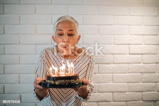 istock Make a wish! 862679408