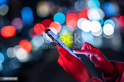 621574390 istock photo Make contact and make it happen 1068935292