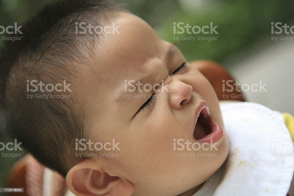Make face royalty-free stock photo