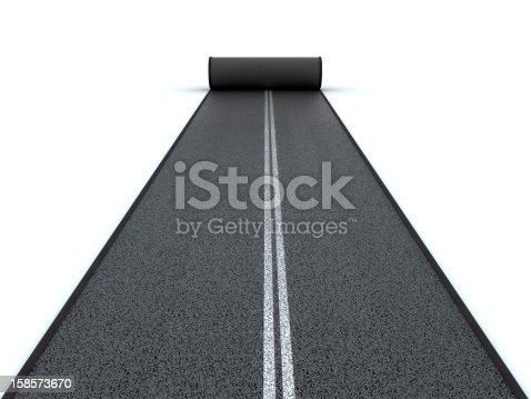 istock Make Road 158573670