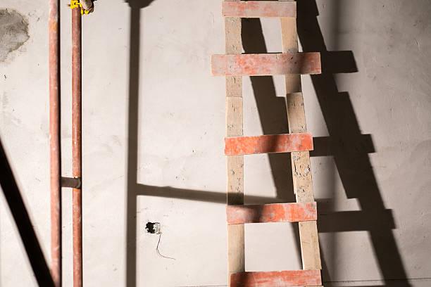 Die Schicht Leiter Baustelle – Foto