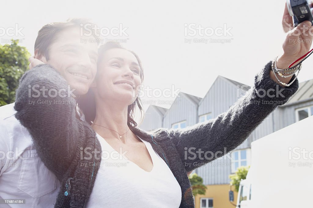 Make sure the flash is on stock photo