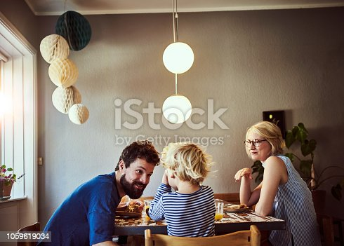 istock Make sure you eat all your breakfast 1059619034