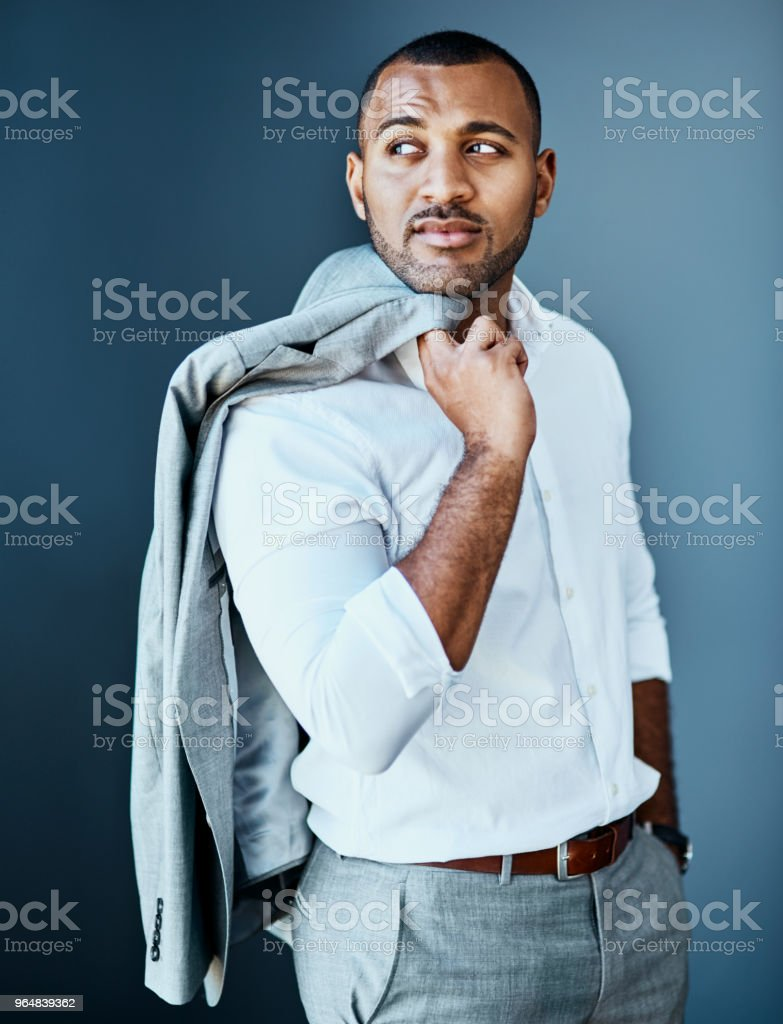 Make sure you nail the first impression you give people royalty-free stock photo