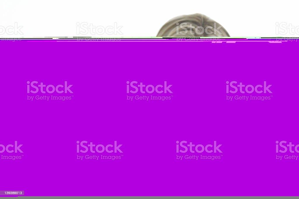 Make the Call royalty-free stock photo