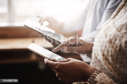 istock Make the connection to business success 1044693184
