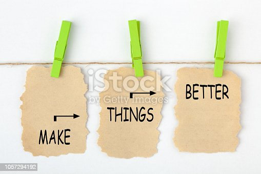 istock Make Things Better 1057294192