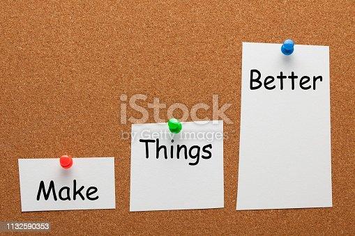 istock Make Things Better 1132590353