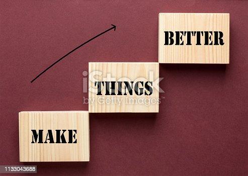 istock Make Things Better 1133043688