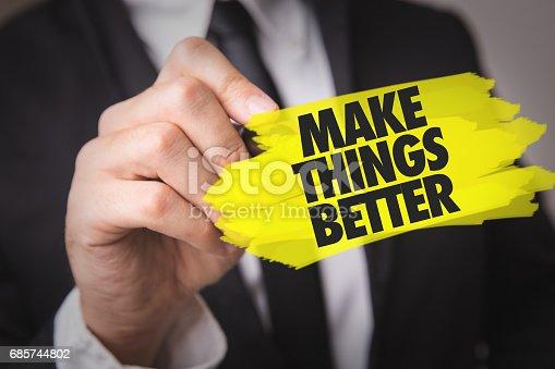 istock Make Things Better 685744802