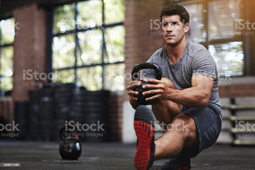 Make this workout your best yet! stock photo
