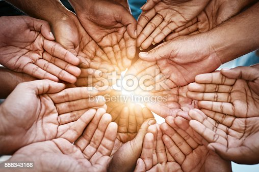 883034410 istock photo Make this world a brighter place 888343166