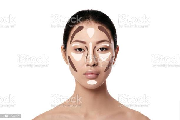 Make up asian woman face on white background picture id1131190771?b=1&k=6&m=1131190771&s=612x612&h=wq8pmwgm76h0x0i3p1c trlfzqlojy75oahdjz6whfw=