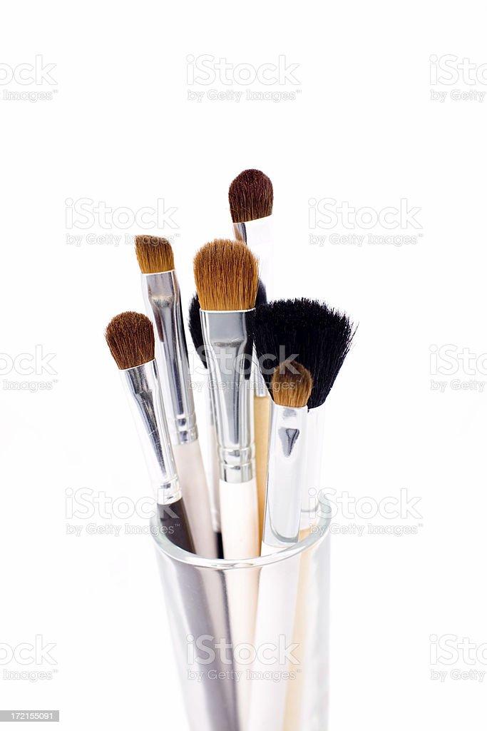 Make Up Brushes royalty-free stock photo