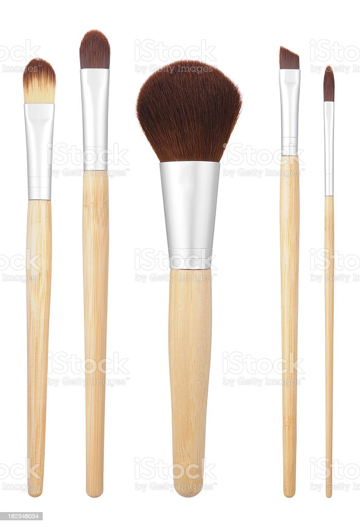 Make Up Brushes royalty-free stock photo
