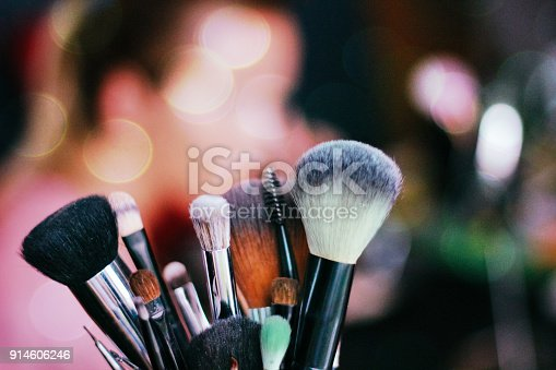 Make-Up Brush, Blush - Make-Up, Face Powder, Foundation