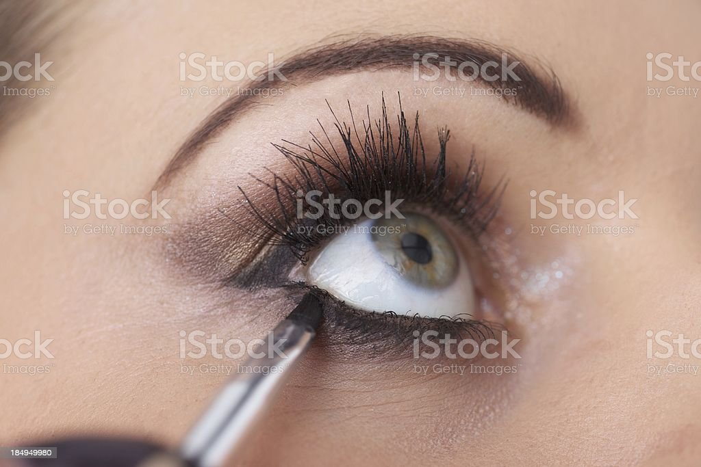 Make Up... stock photo