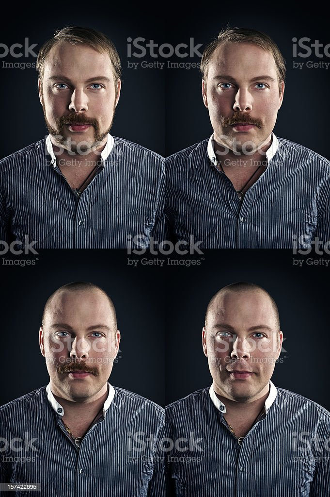 Make-over royalty-free stock photo