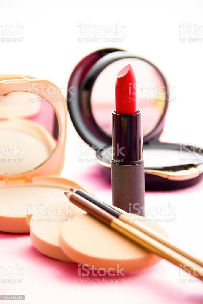 Make-up Accessories stock photo