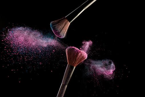 istock Make-up brushes 700479436