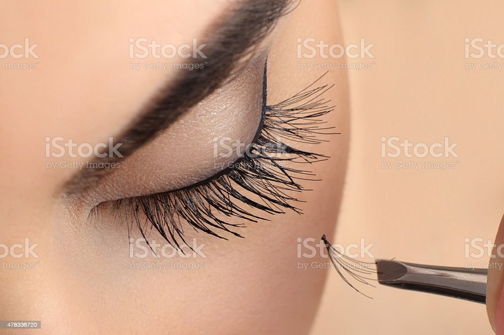 Image result for Eyelash Extensions in Roseville istock