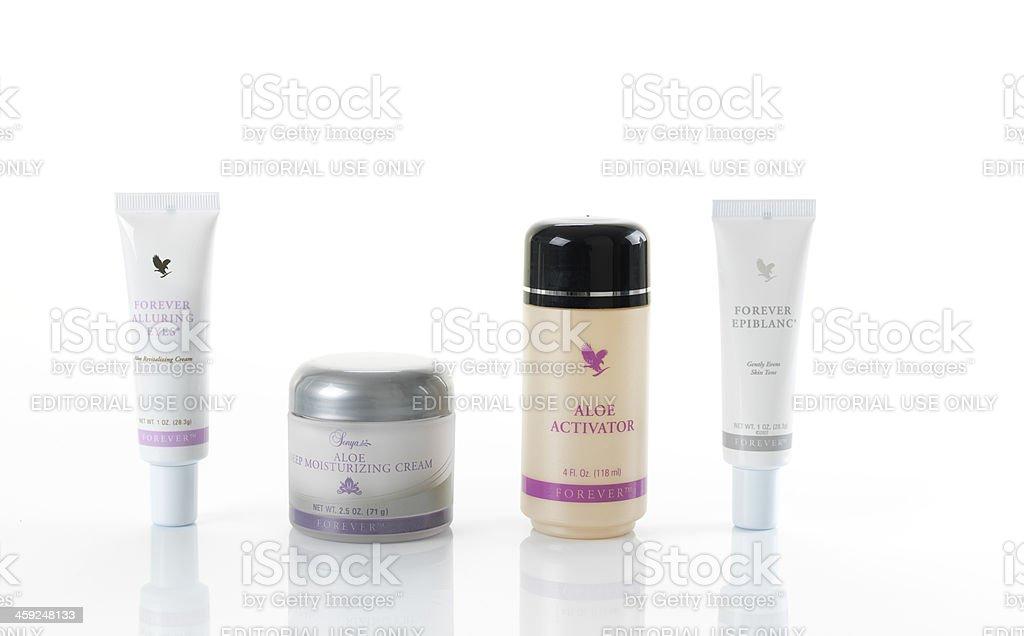 Make-up Kit royalty-free stock photo
