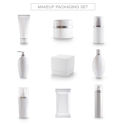 Makeup Packaging Set