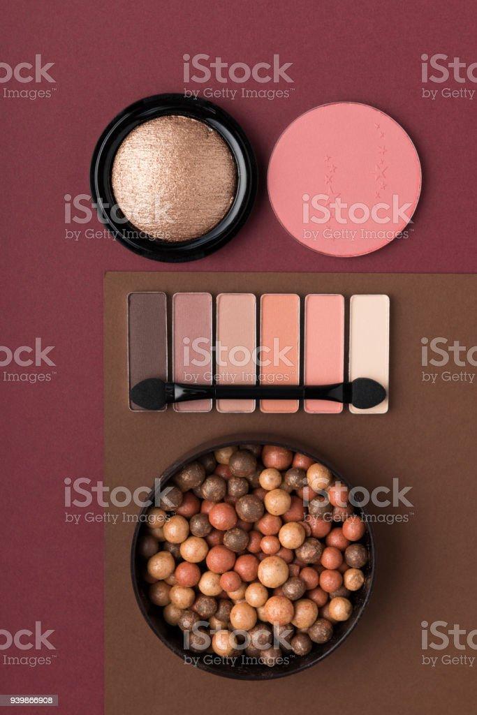 Makeup stock photo