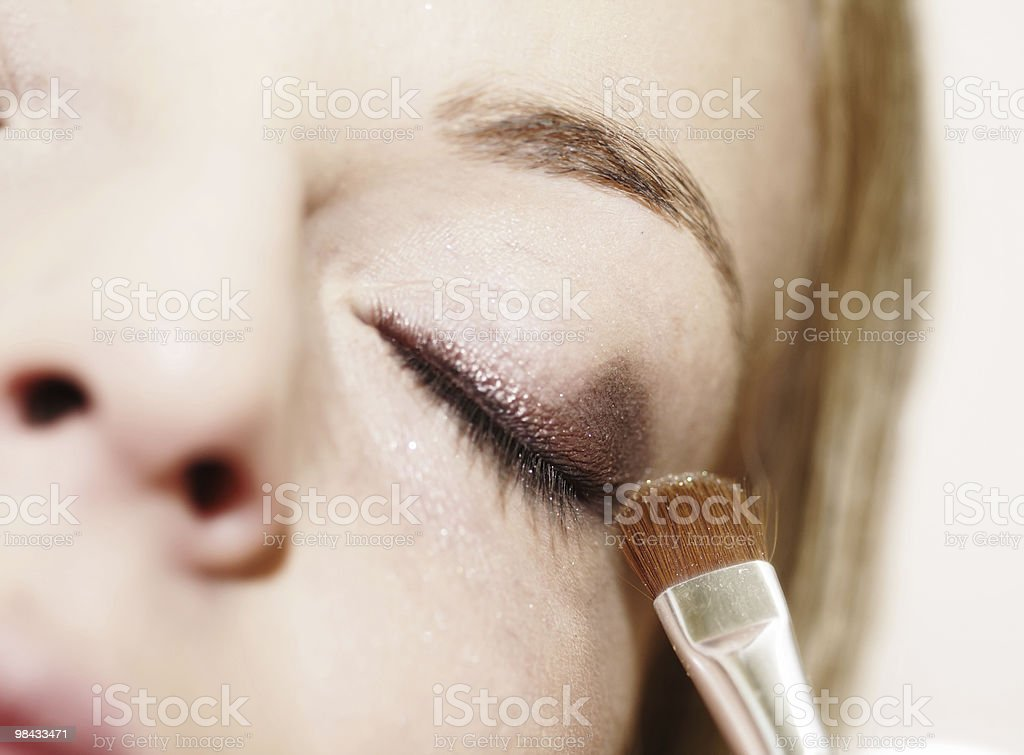 make-up foto stock royalty-free