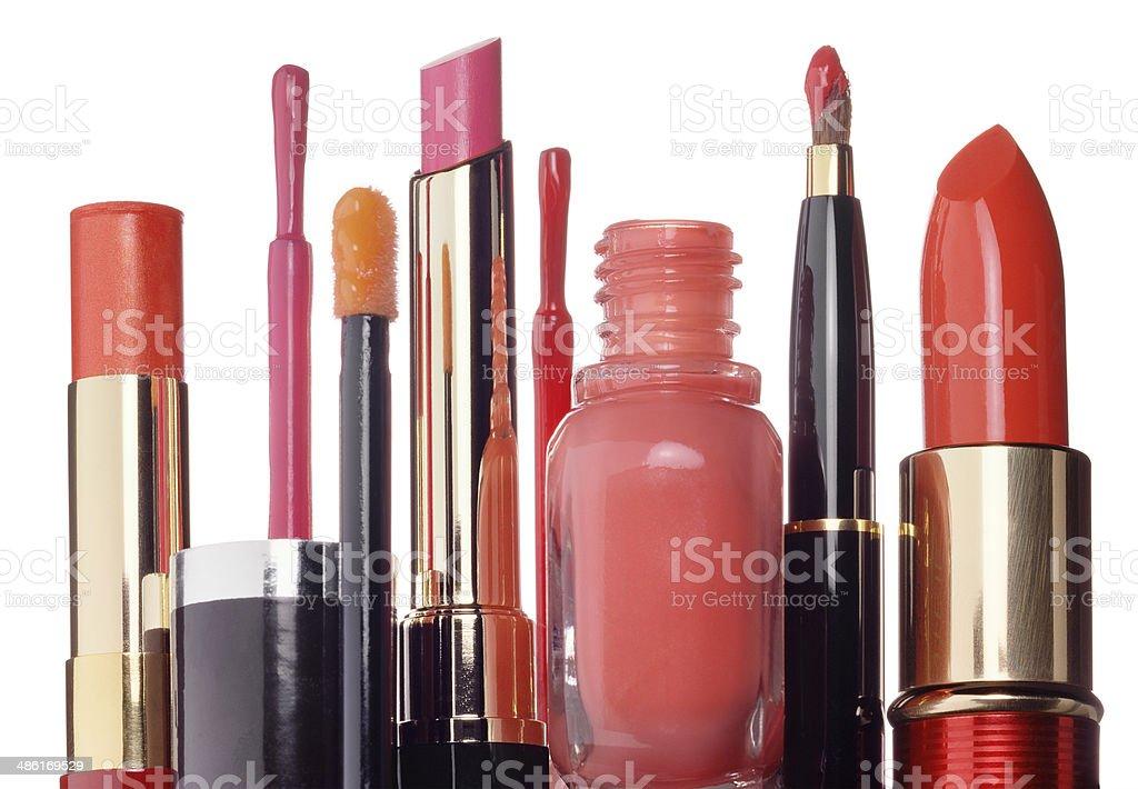 Makeup Set royalty-free stock photo