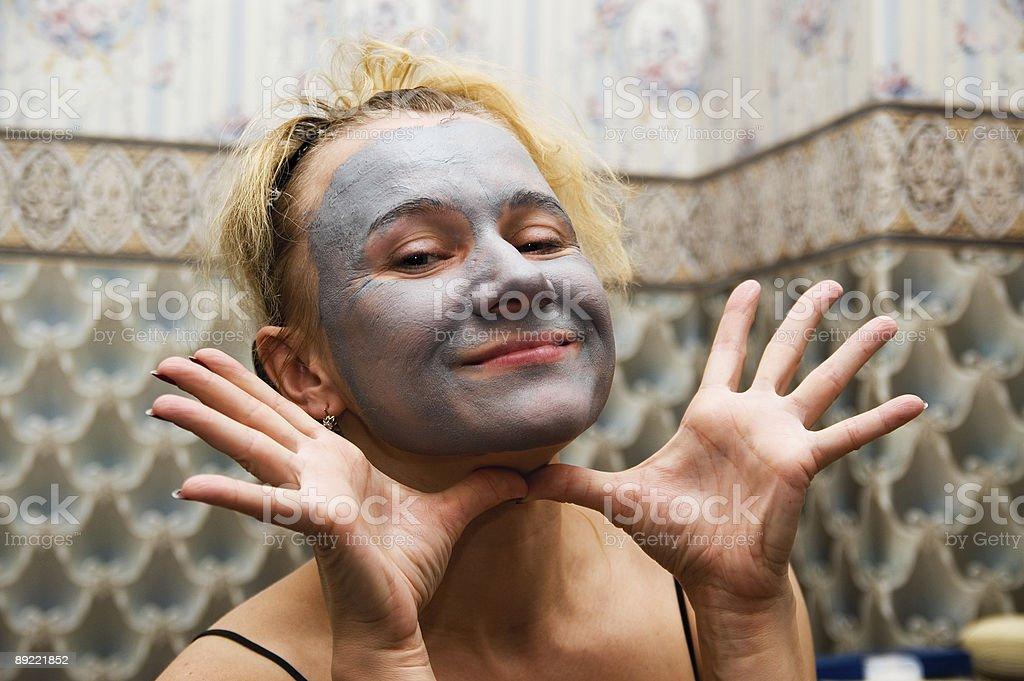 make-up-5 royalty-free stock photo