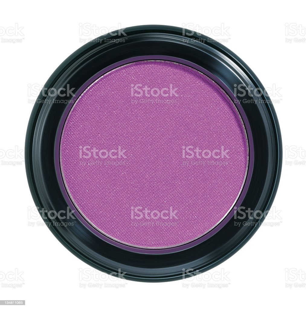 Makeup/Eyeshadow royalty-free stock photo