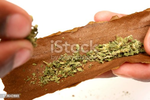 making a blunt