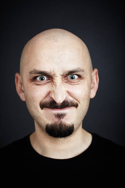 Royalty Free Ugly Bald Men Pictures, Images and Stock
