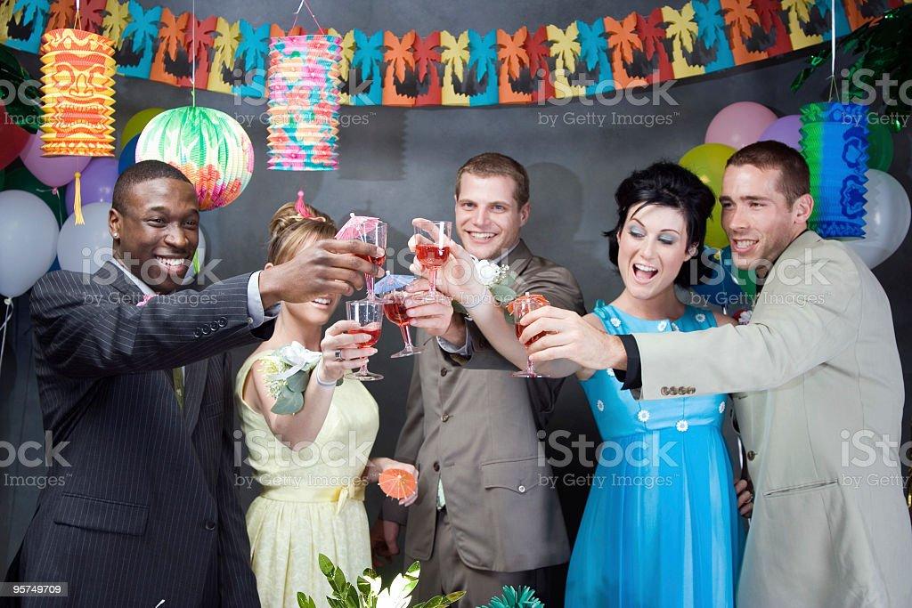 Einen toast! – Foto