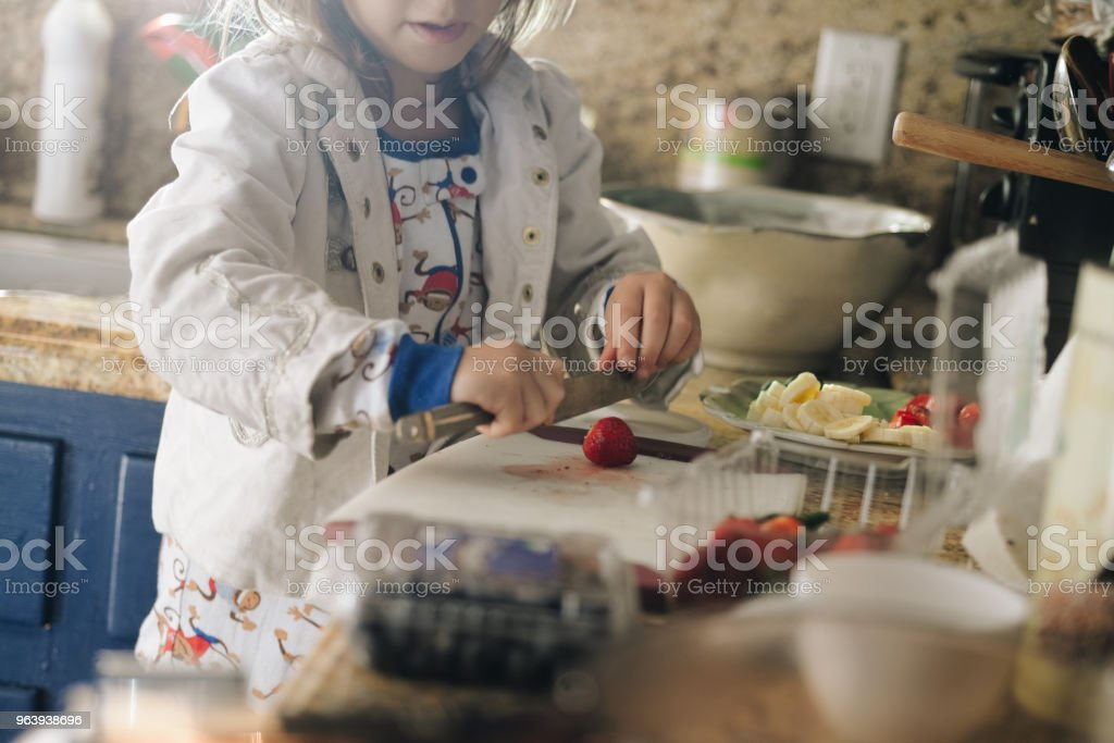 、朝食 - 1人のロイヤリティフリーストックフォト