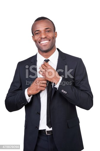 istock Making business look good. 475529255