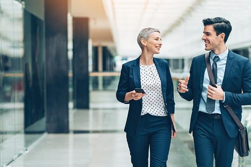 Making business together