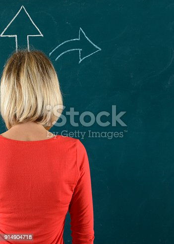 istock Making Decision Concept 914904718