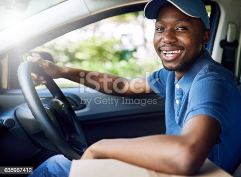 635967404 istock photo Making deliveries is what I do 635967412