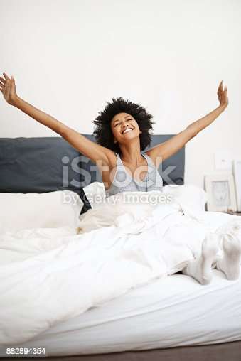 istock Making her morning a marvelous one 882894354