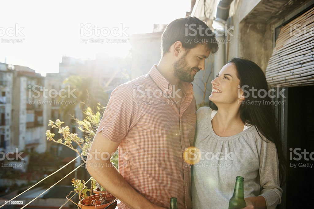 Making memories together stock photo